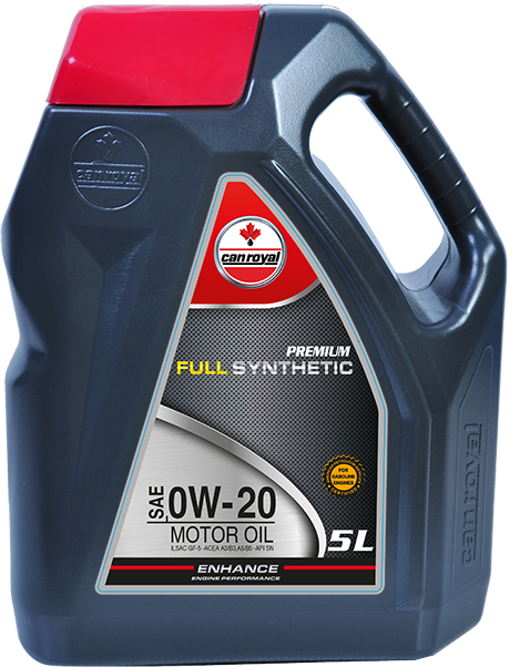 Home page canroyal for Sae 0w 20 synthetic motor oil